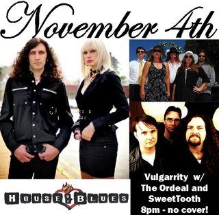 Vulgarrity show 11 4