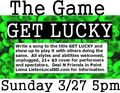 Get lucky game