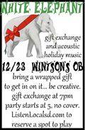 Winstons xmas party