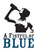 Fisftul of blue