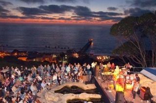 Green flash concert series