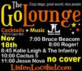 The go lounge November