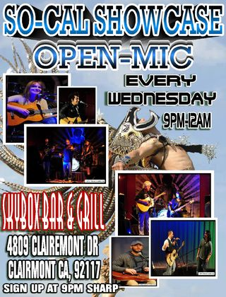 SCS_Open-Mic_Poster