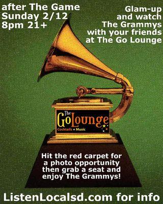 Grammy party