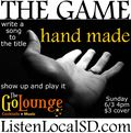 The game hand made
