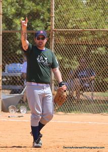 Josh D softball