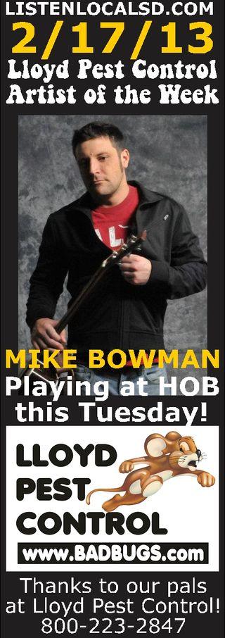 LPC AOTW mike bowman