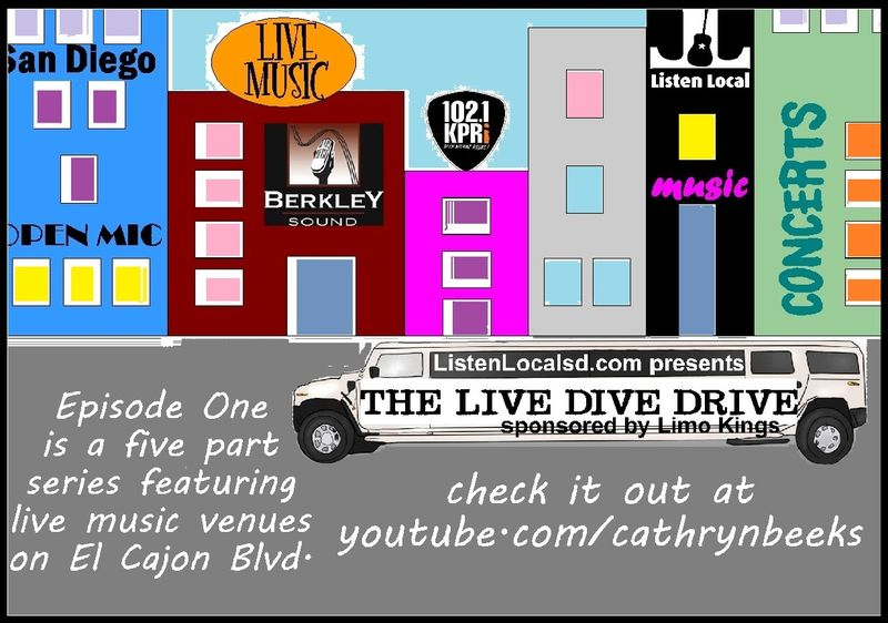Live dive drive poster ep 1