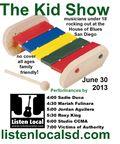 Kid show june 30 13