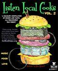 Listen local cooks vol 2 cover
