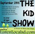 Kid show 9 29 13