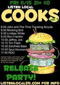 Cooks release party