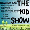Kid show nov 2013