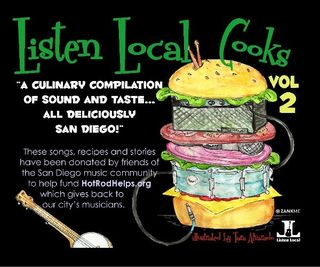 Listen local cooks vol 2