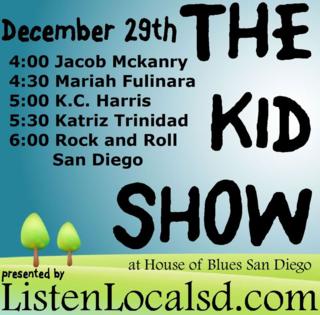 Kid show 12 29 13