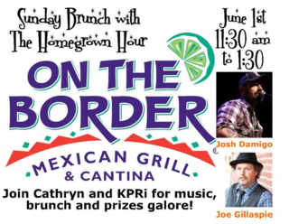 On the border June