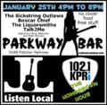 Parkway jan poster