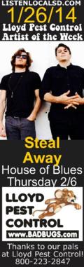 Lpc steal away 1 26 14