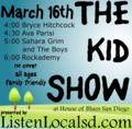 Kid show 3 16 14