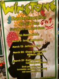 Winstons all star jam march