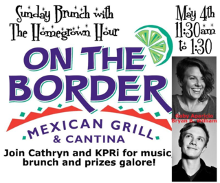 On the border May