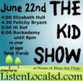 Kid show june 2014