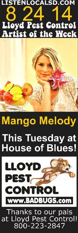 Lpc aotw mango melody