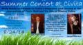 Civita concert
