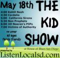 Kid show 5 18 14