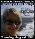 Brandys birthday