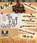 The kid show 8 31 14