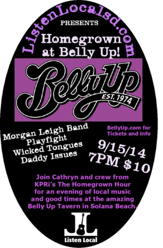 Belly up 2014