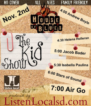 Kid show hob 11 2 14