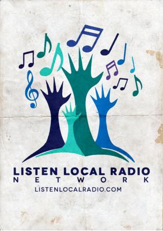 Llradio logo LARGE on vintage