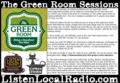 Green room sessions promo