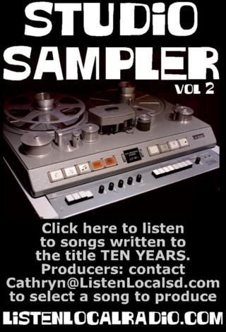 Studio sampler poster