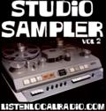 Studio sampler vol 2 logo