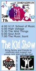 Kid show 6 7 15