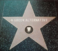 Green alternative logo