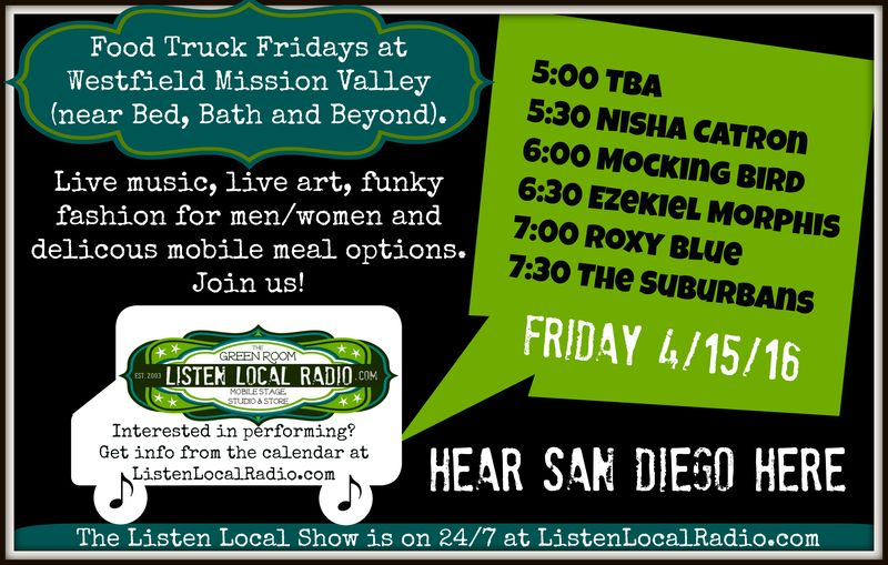 Food truck friday poster