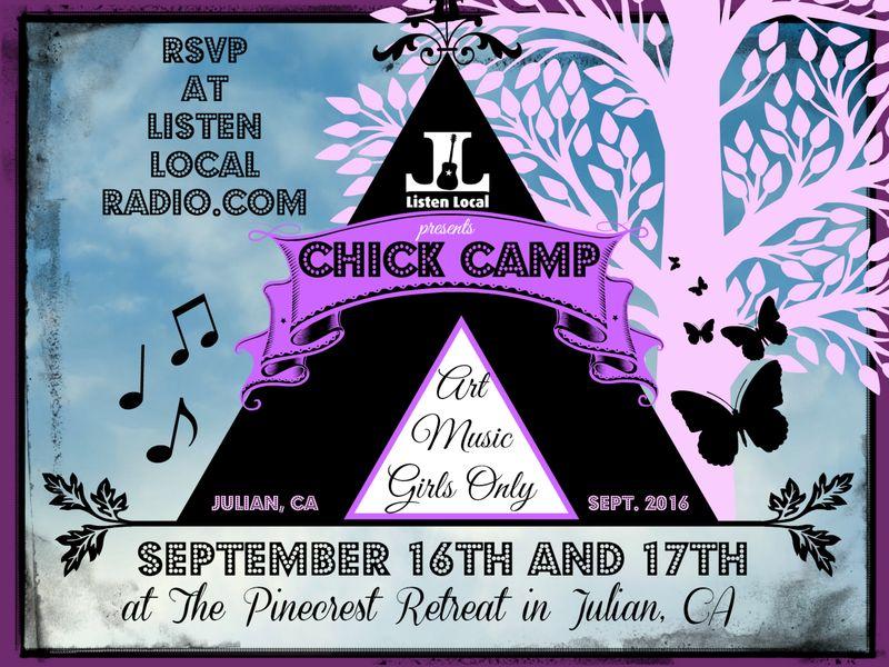 Chick camp 2016