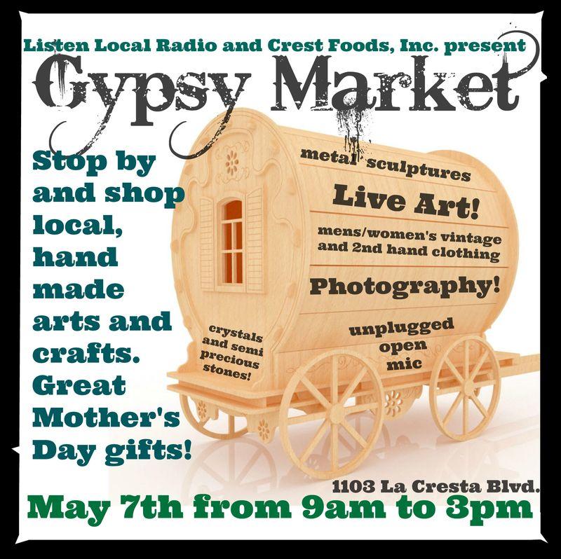 Gypsy market