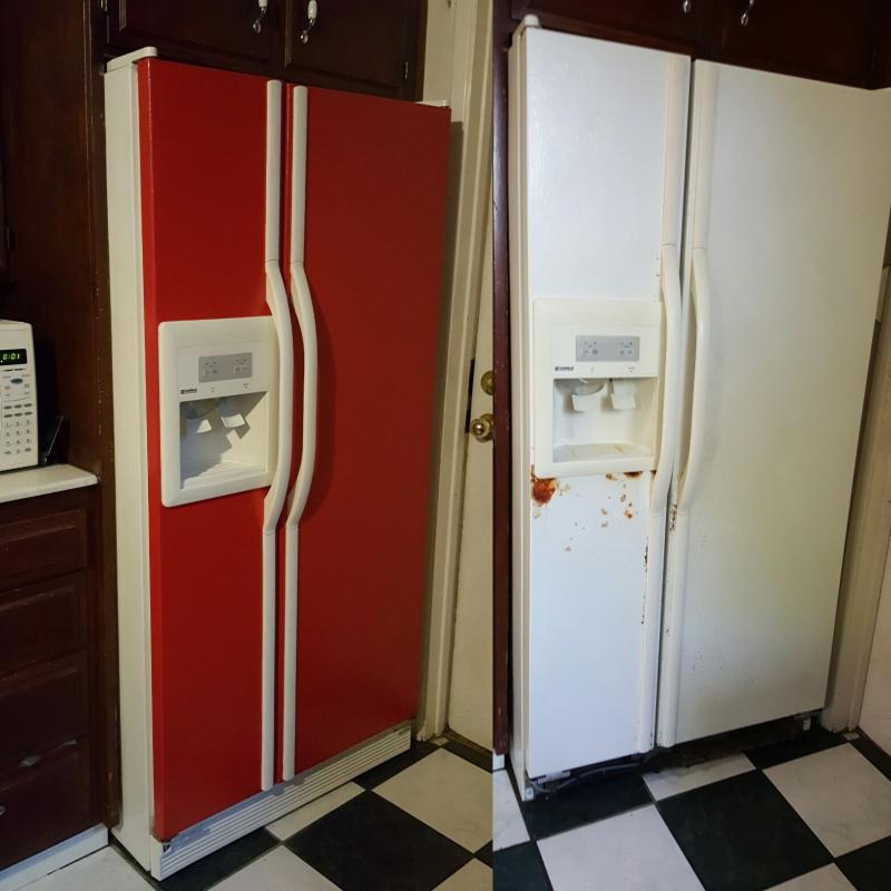 Tara's fridge