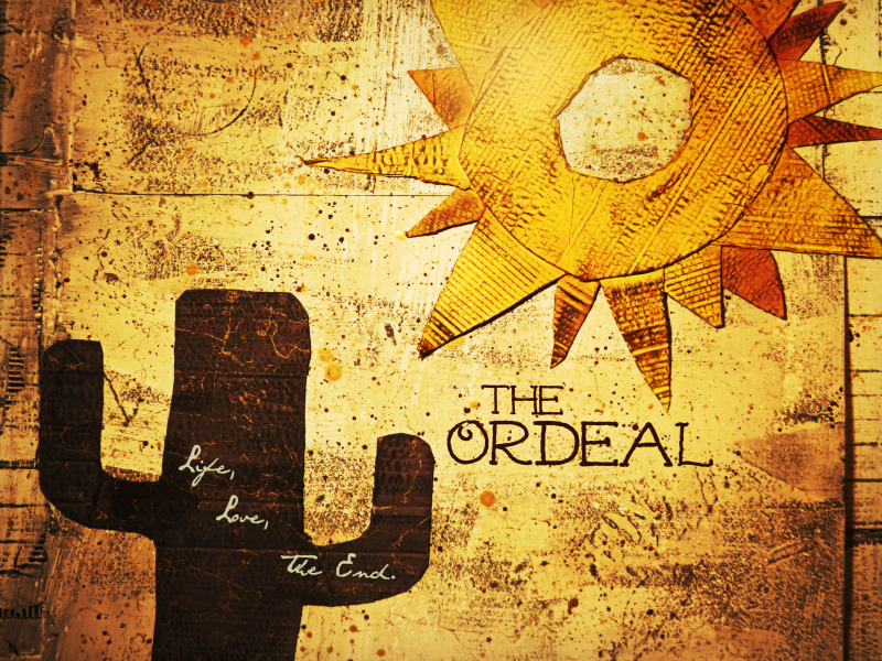 The ordeal cover