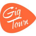 Gig town logo