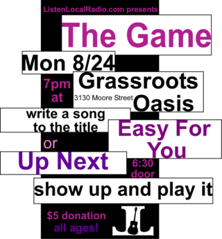 The game august 2015