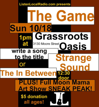 THE GAME OCT 2015