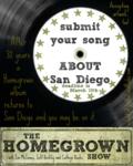 Homegrown album poster