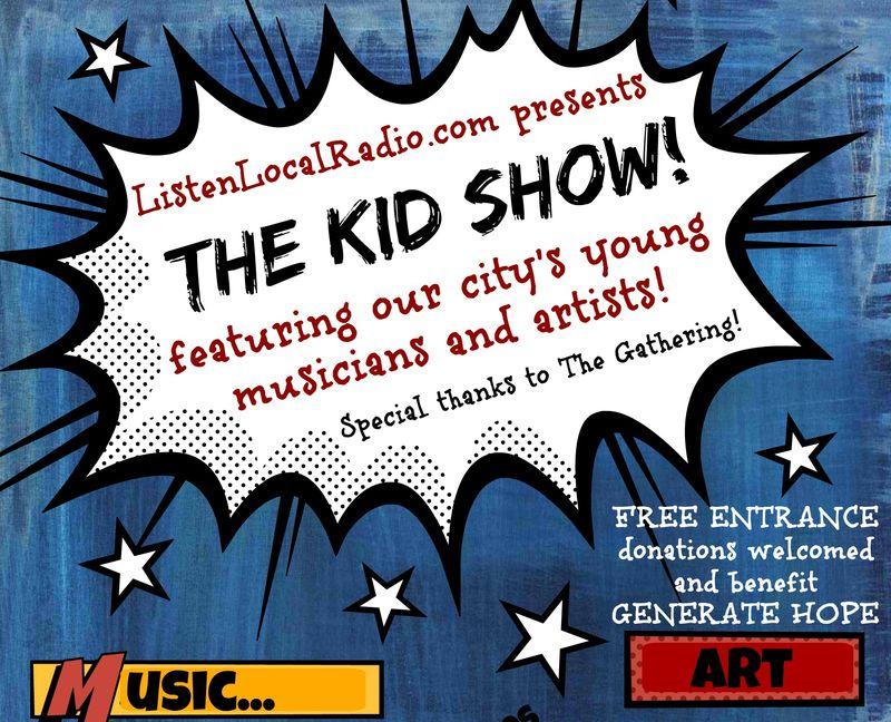 Kid show logo