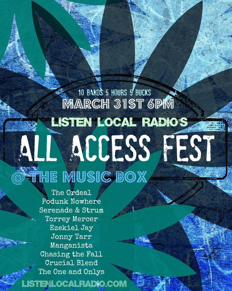 All access march 2016
